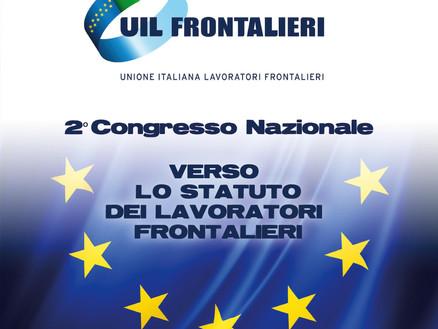 2° Congresso UIL Frontalieri