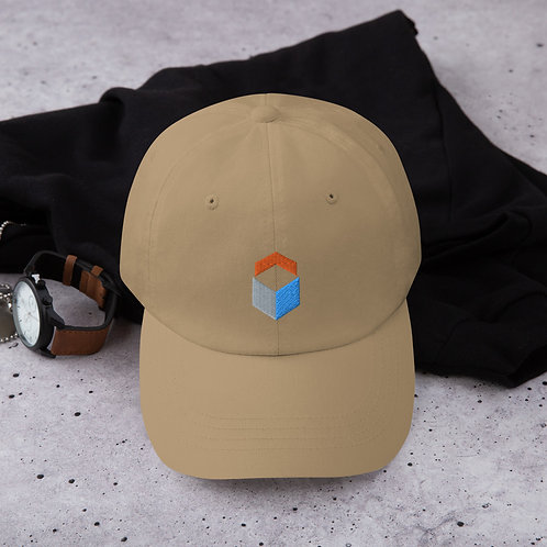 M.A.C.J Apparel classic hat (White, Light Blue, Khaki)