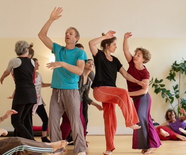 Authentic Beings - Expressive Dancing