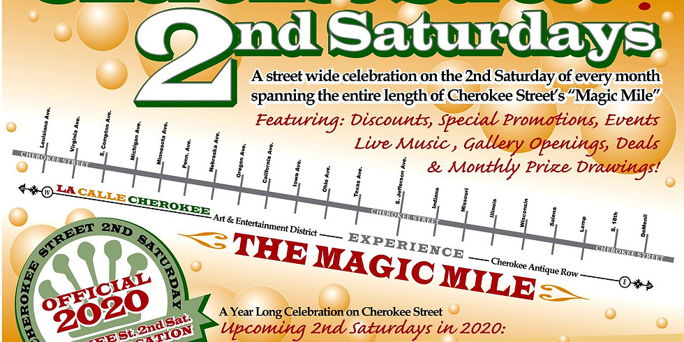 Cherokee Street 2nd Saturdays