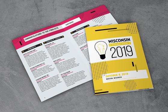 Wisconsin Innovation Awards Brochure