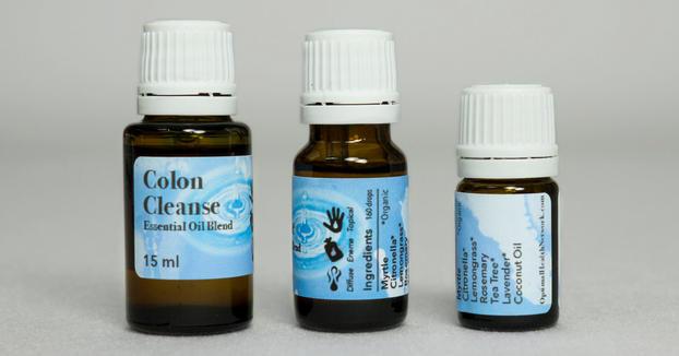 5/10/15 ml Essential Oil Labels