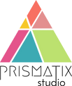 Prismatix Logo Back Ali Design