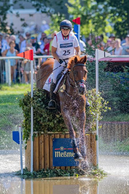 Quarrycrest Echo - European Championships Luhmühlen 2019