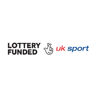 UK Sport Lottery Funded