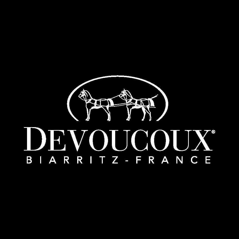Devoucoux Logo White.png