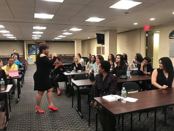 Overcoming Public Speaking Phobia
