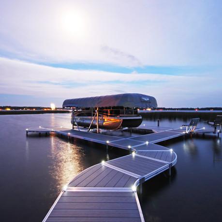 Standing Docks