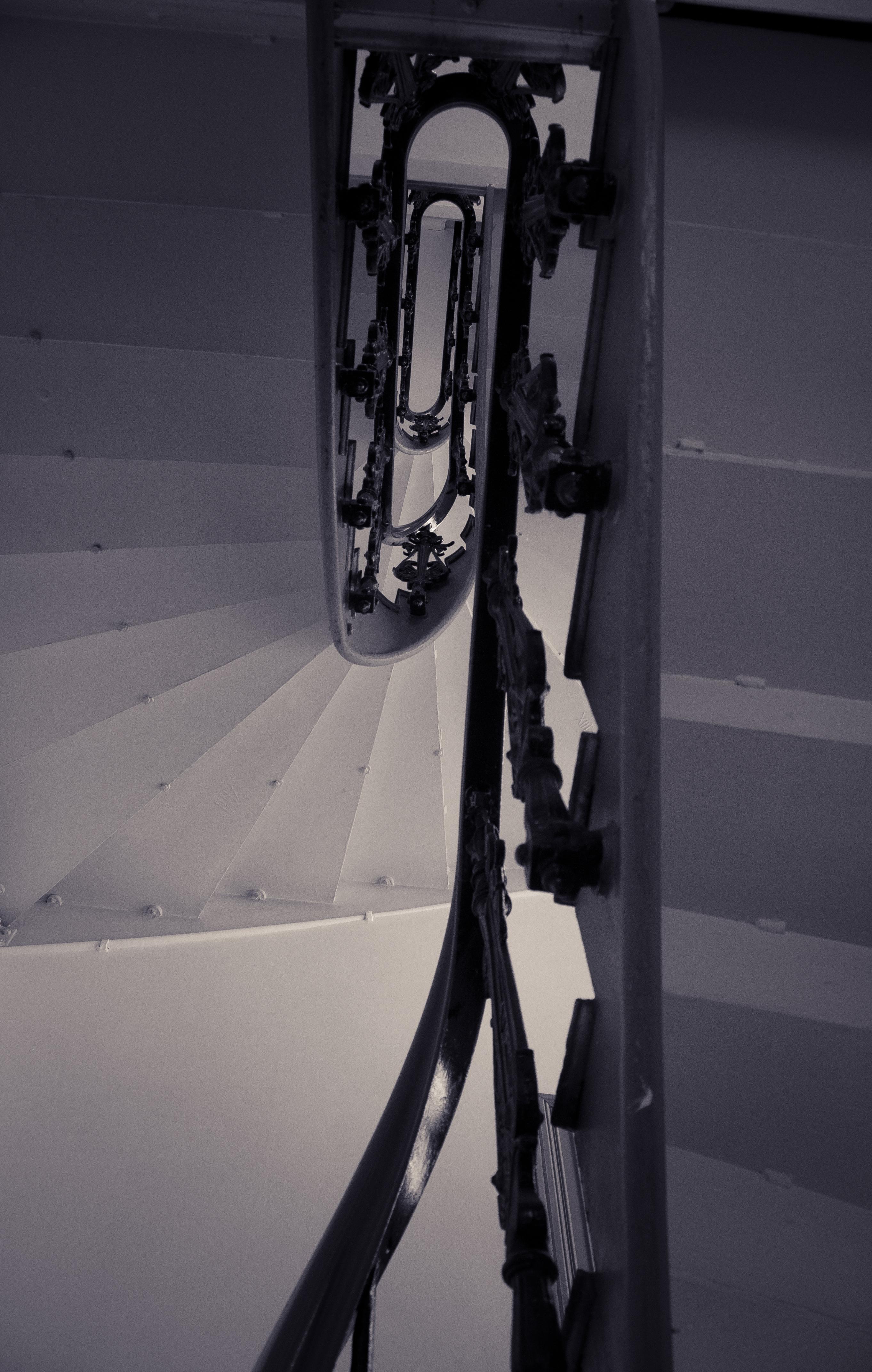 Oslo Escaleras