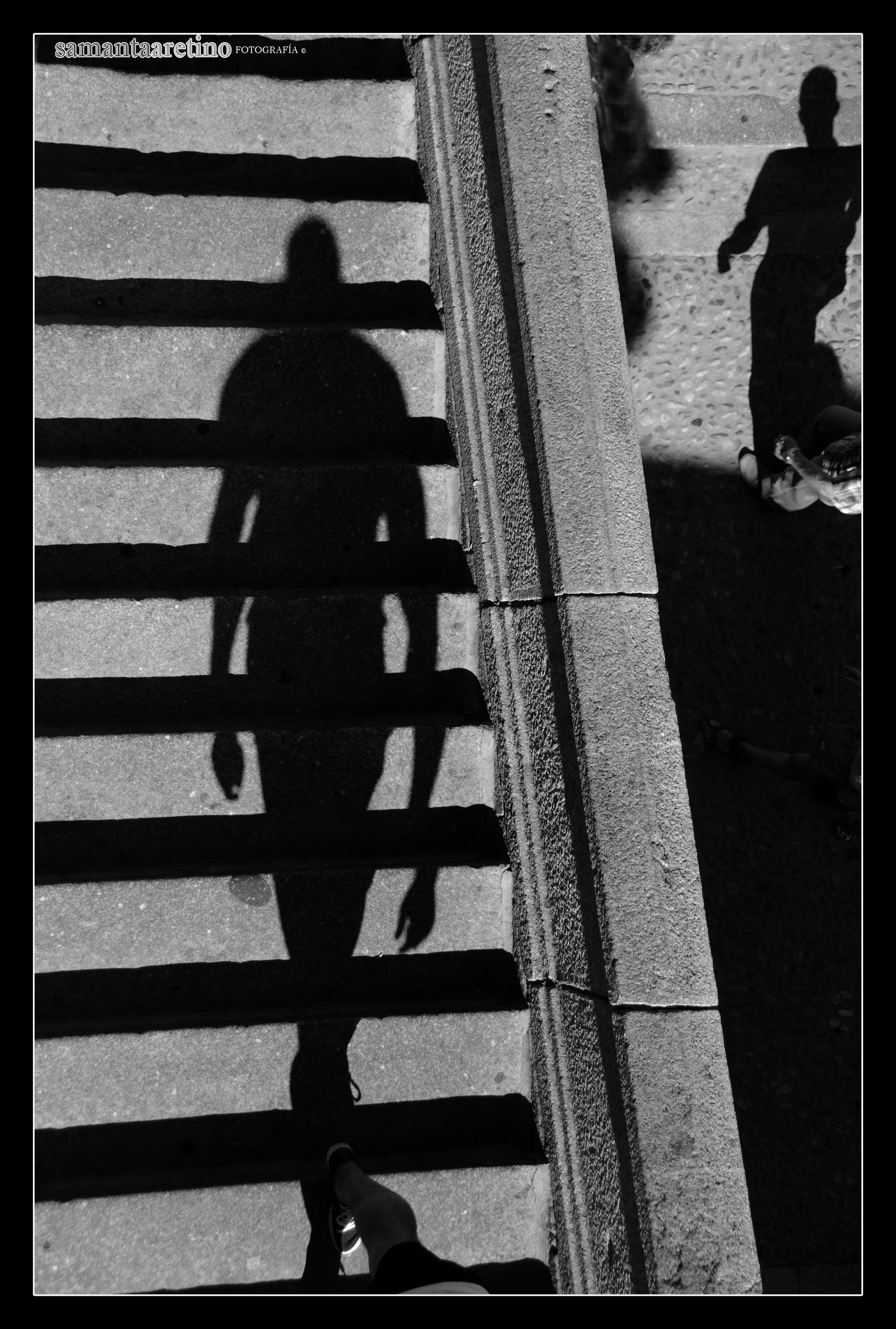 Escalera Sombra