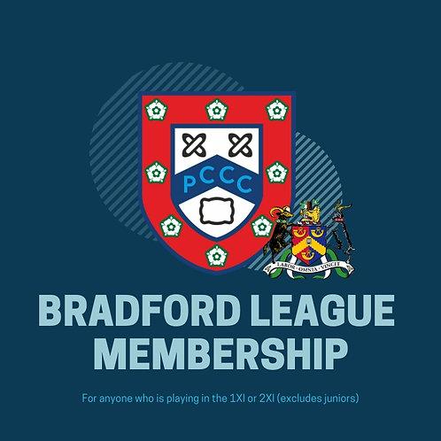 Bradford League Player Membership