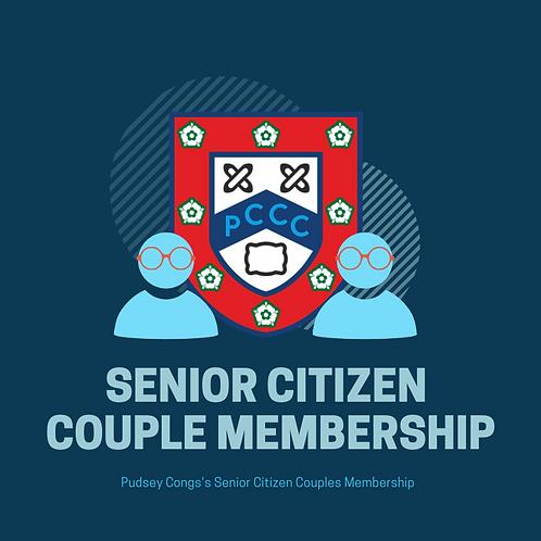 Senior Citizen Couple Membership
