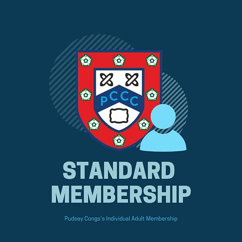 Standard Membership Renewal