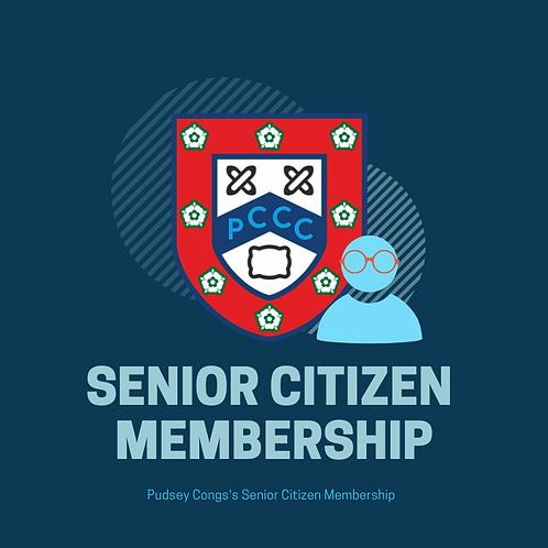 Senior Citizen Membership