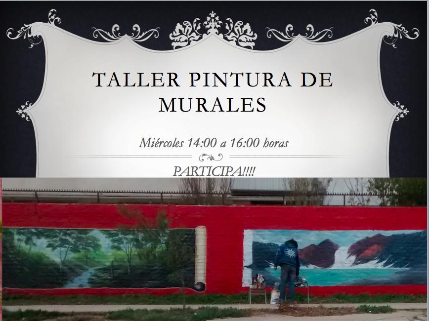 PINTURA DE MURALES