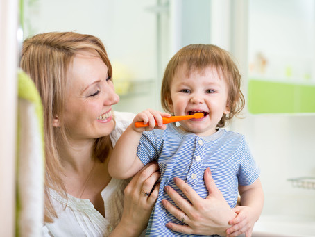 Celebrate National Children's Dental Health Month with these Tips from Beaverton,OR  Family Dentist!