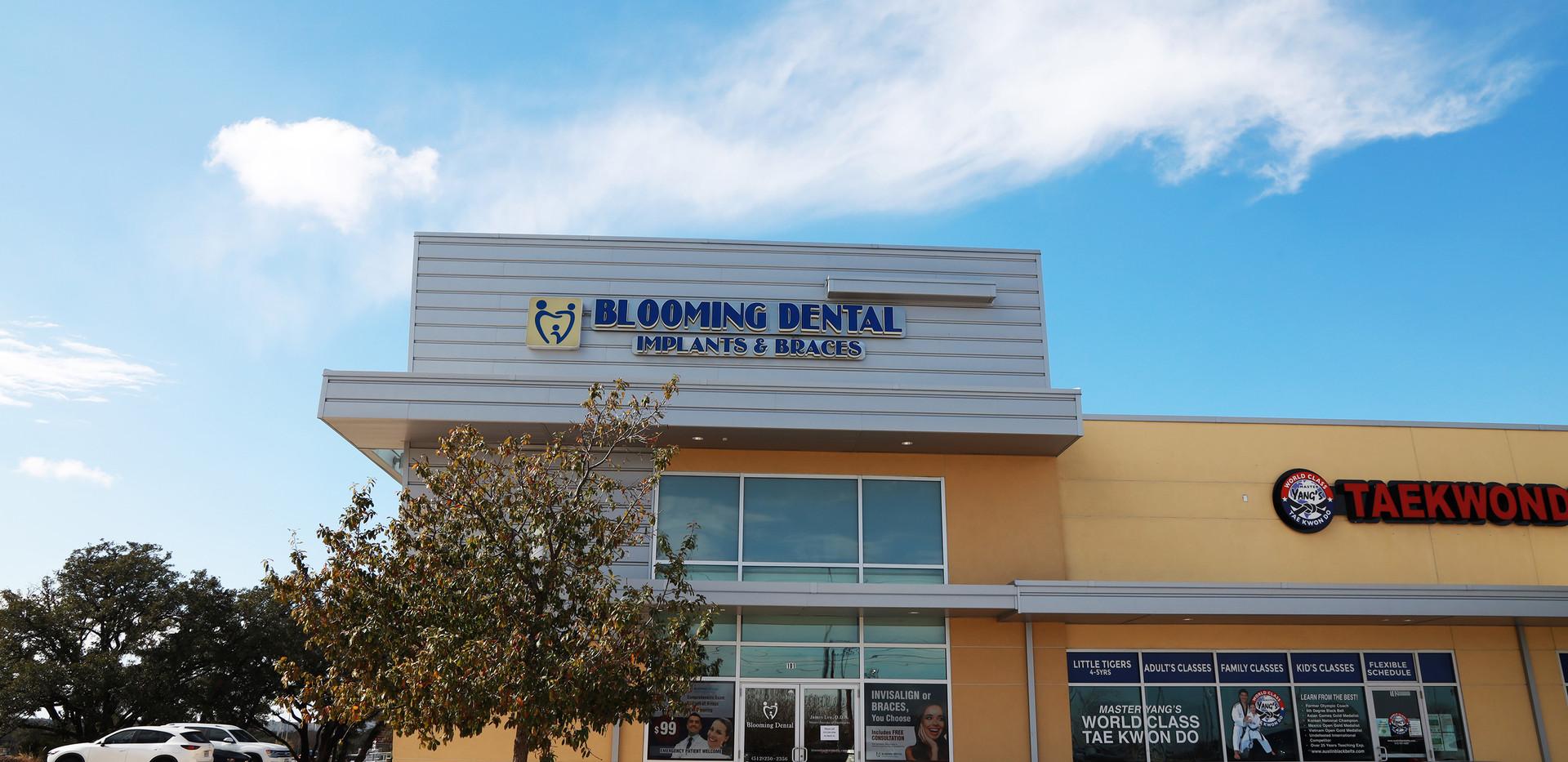 Blooming Dental - Family Emergency Impla