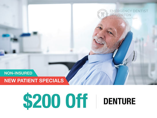Emergency Dentist Beaverton_Non-Insured