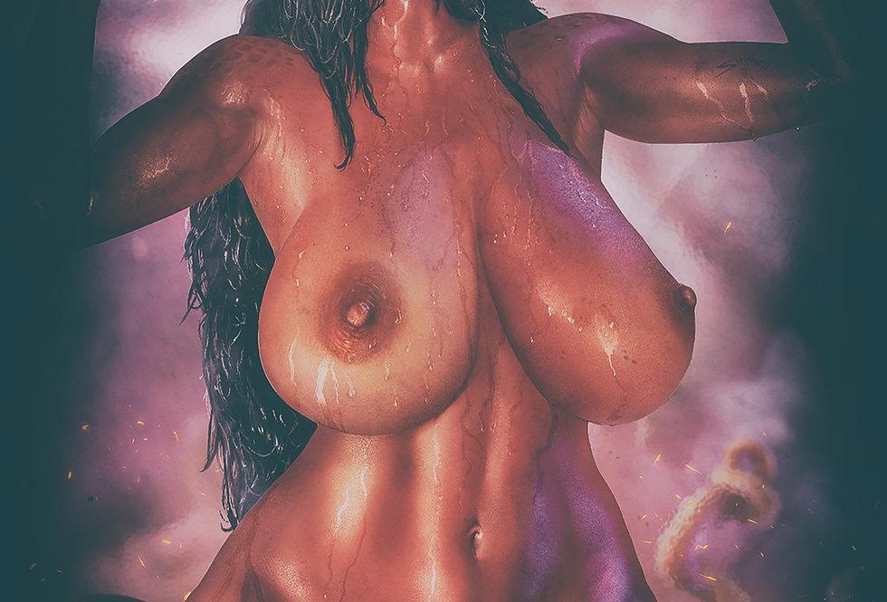 Cyan Capsule's - Belilah (Futa and Nude combo)