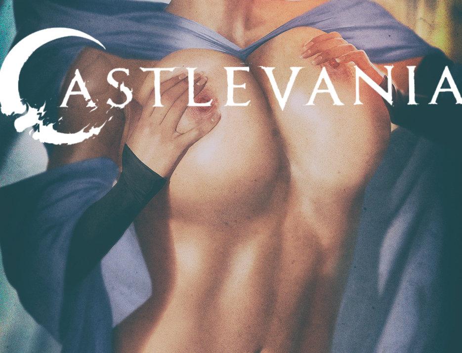 Sypha Belnades - Castlevania (Nude Only)