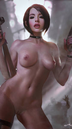 Ada Wong nude