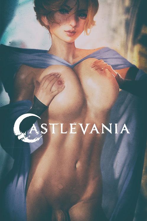 Sypha Belnades - Castlevania Nude (Futa)