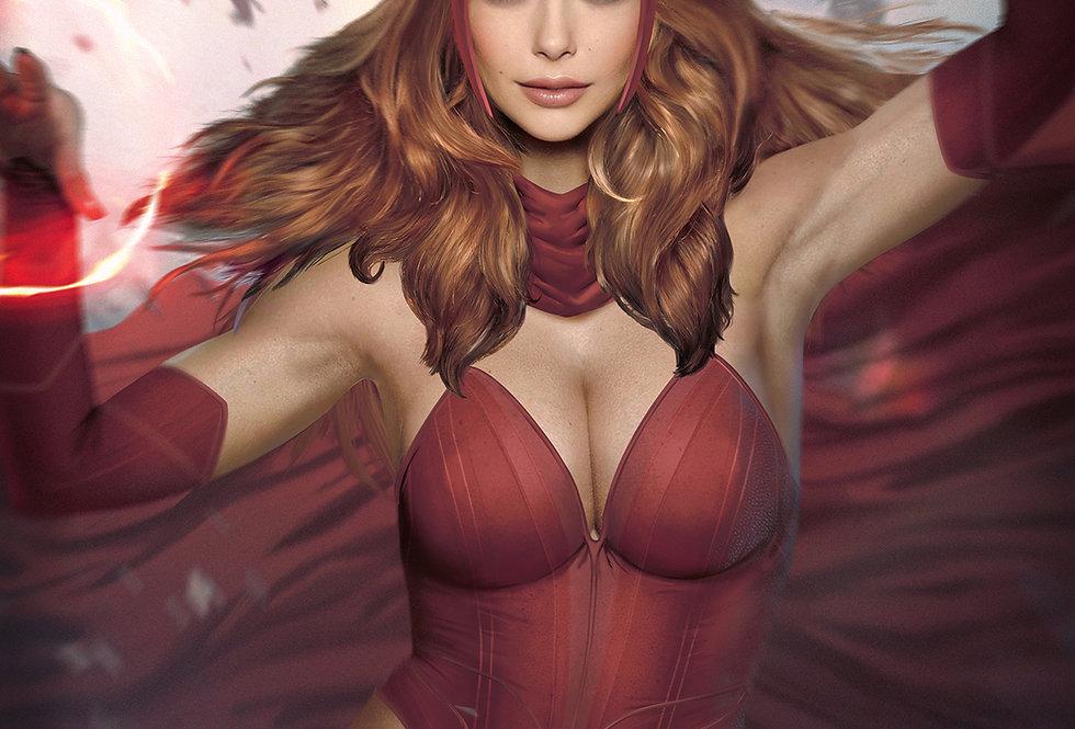 Scarlet Witch / Wanda Maximoff
