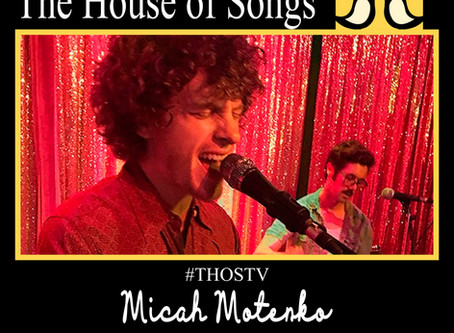 At Home with The House of Songs: Micah Motenko