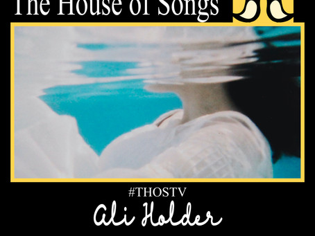"At Home with The House of Songs: Ali Holder ""Uncomfortable Truths"" album release"