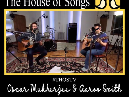 "At Home with The House of Songs: ""Home To You"" by Oscar Mukherjee & Aaron Smith"