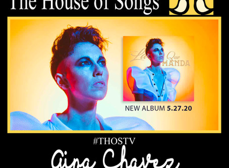 At Home with The House of Songs: Gina Chavez