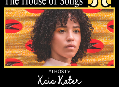 At Home with The House of Songs: Kaia Kater