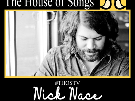 At Home with The House of Songs: Nick Nace