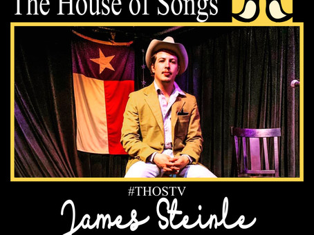 At Home with The House of Songs: James Steinle's Brush Pop Show on Gimme Country