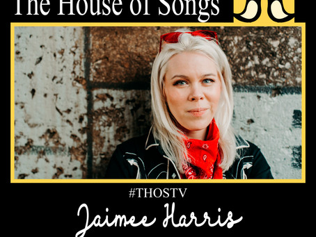 At Home with The House of Songs: Jaimee Harris