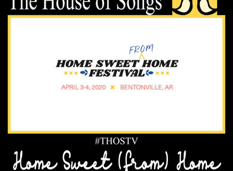 At Home with The House of Songs: Home Sweet (From) Home Festival