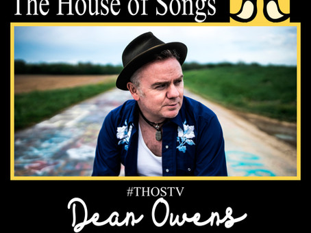 At Home with The House of Songs: Dean Owens