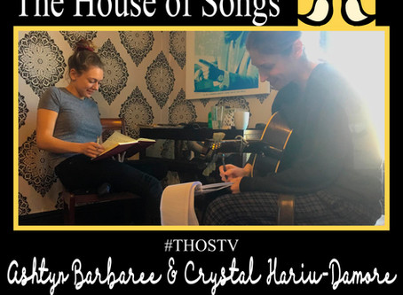 At Home with The House of Songs: Ashtyn Barbaree & Crystal Hariu-Damore