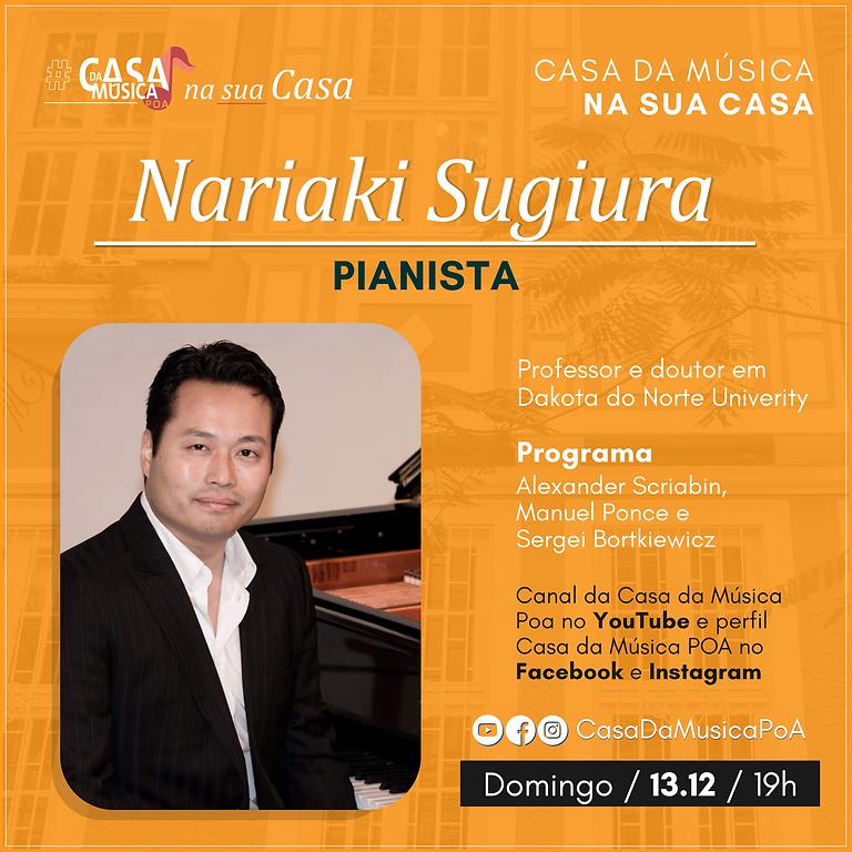 Casa da Música recebe Nariaki Sugiura para recital de piano