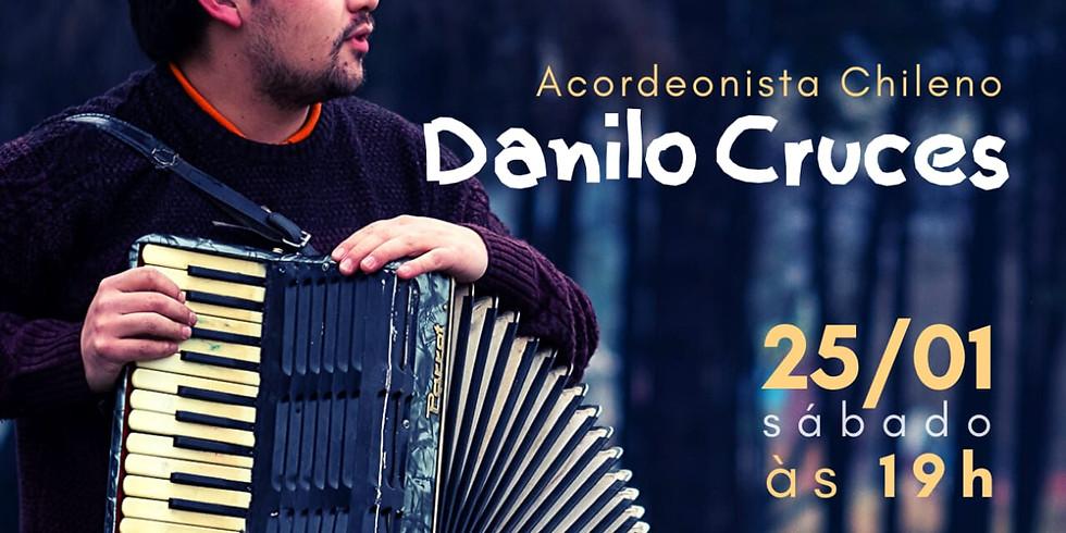 Recital de Acordeon com Danilo Cruces