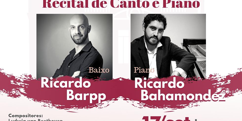 Clássicos na Pinacoteca - Recital de Canto e Piano