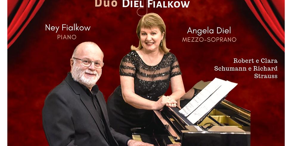 Angela Diel e Ney Fialkow - Rio de Janeiro/RJ