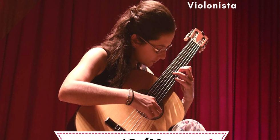 Recital de Violão com Thais Nascimento