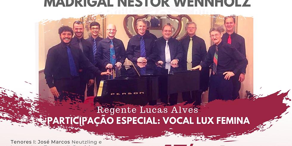 Recital - Madrigal Nestor Wennholz
