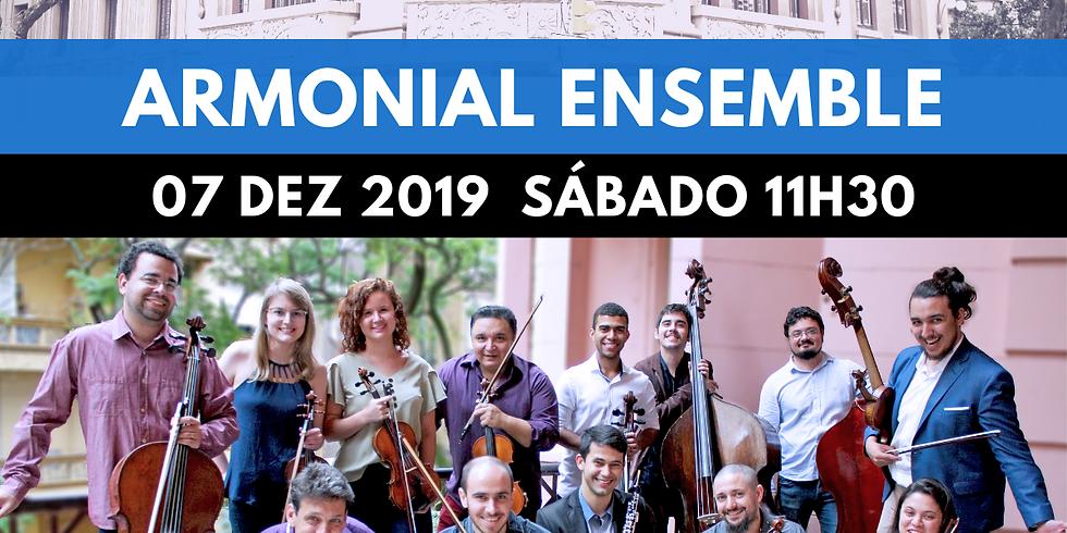 Armonial Ensemble se apresenta no Capitólio