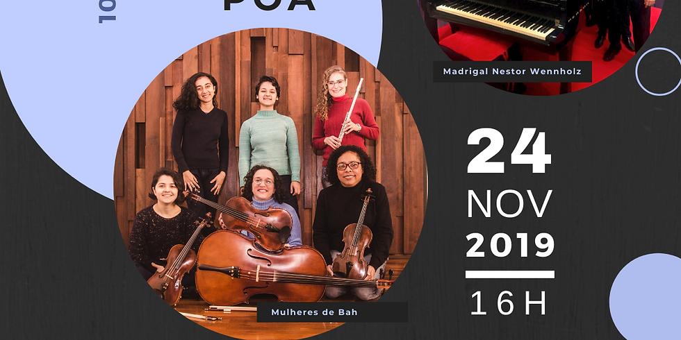 Recital 10 Anos Casa da Música POA
