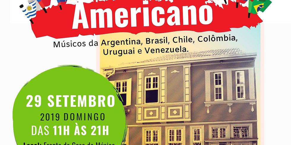 Domingo Latino Americano