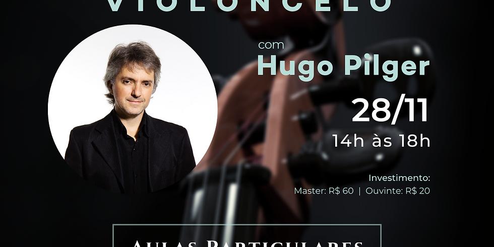 Masterclass de Violoncelo com Hugo Pilger