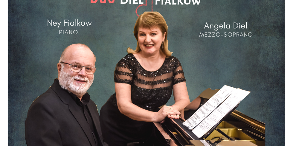 Recital Piano e Canto - LiederKonzert - Duo Diel & Fialkow