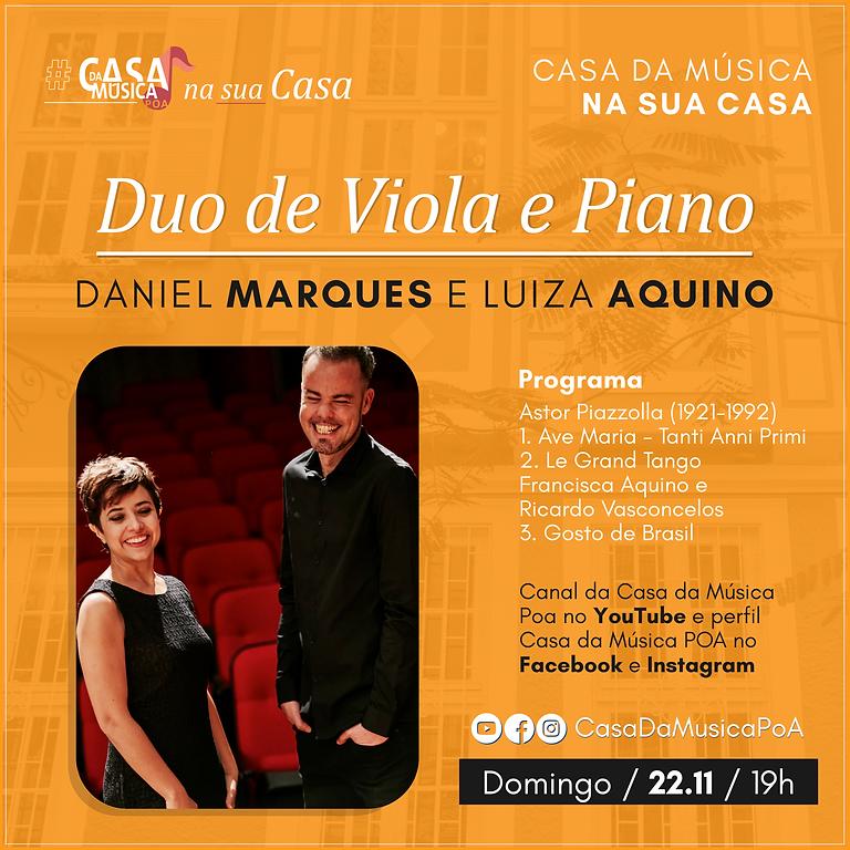 Duo de Viola e Piano